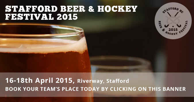 Stafford Hockey Festival 2014